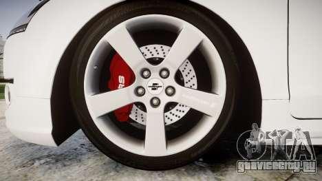 Audi TT RS 2010 для GTA 4