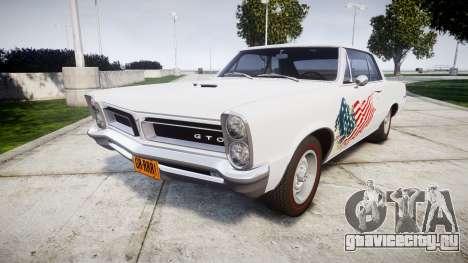 Pontiac GTO 1965 united для GTA 4