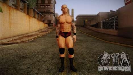 Randy Orton from Smackdown Vs Raw для GTA San Andreas