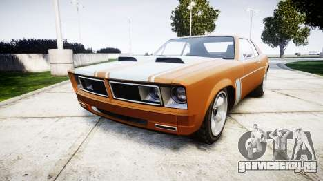 Declasse Tampa 1976 v2.0 для GTA 4