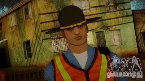 Missouri Highway Patrol Skin 1 для GTA San Andreas третий скриншот