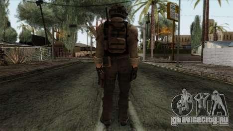 Modern Warfare 2 Skin 15 для GTA San Andreas второй скриншот