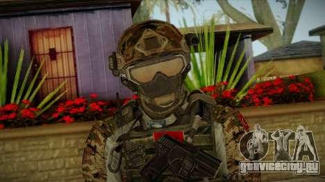 Army Skin 2 для GTA San Andreas третий скриншот