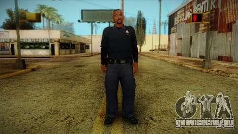 GTA 4 Emergency Ped 8 для GTA San Andreas