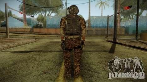 Army Skin 2 для GTA San Andreas второй скриншот