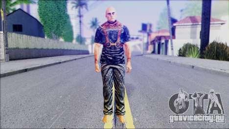 Outlast Skin 3 для GTA San Andreas