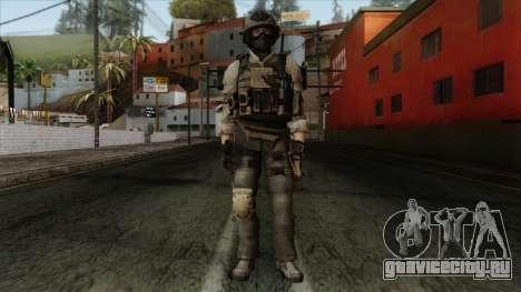 Modern Warfare 2 Skin 15 для GTA San Andreas