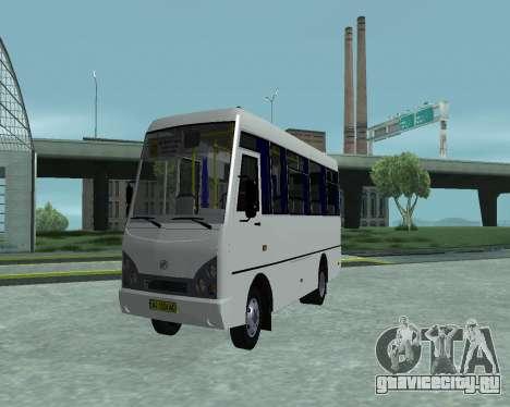 I-Van A07A для GTA San Andreas