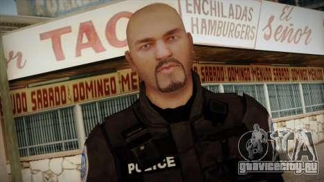 GTA 4 Emergency Ped 15 для GTA San Andreas третий скриншот