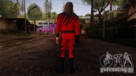 Kane Masked from  Smackdown Vs Raw для GTA San Andreas второй скриншот
