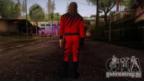 Kane Masked from  Smackdown Vs Raw для GTA San Andreas второй скриншот