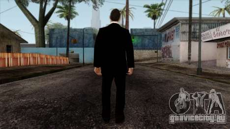 LCN Skin 3 для GTA San Andreas второй скриншот