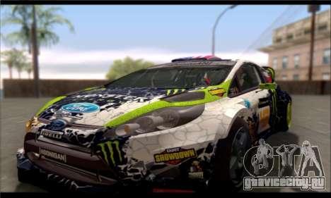 Corsar PayDay 2 ENB для GTA San Andreas седьмой скриншот