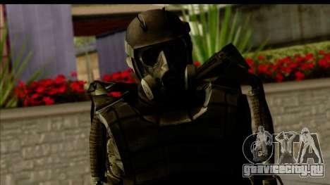 Stalkers Exoskeleton для GTA San Andreas третий скриншот