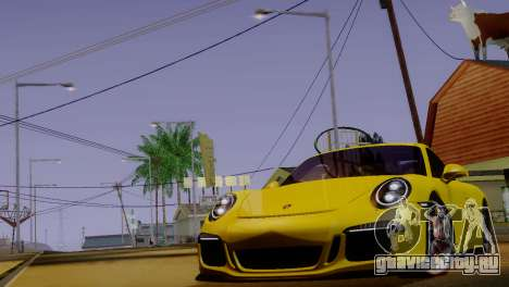 ENBSeries для слабых PC v4 для GTA San Andreas второй скриншот
