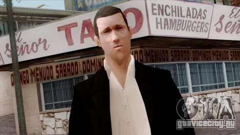 LCN Skin 3 для GTA San Andreas третий скриншот