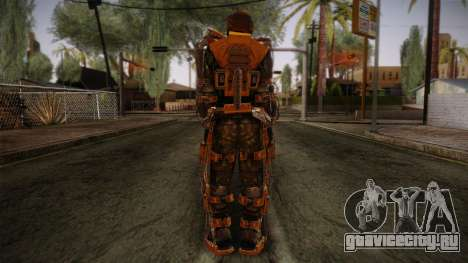Freedom Exoskeleton для GTA San Andreas второй скриншот