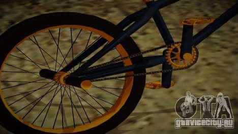 BMX Life edition для GTA San Andreas вид слева