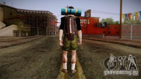GTA San Andreas Beta Skin 18 для GTA San Andreas второй скриншот