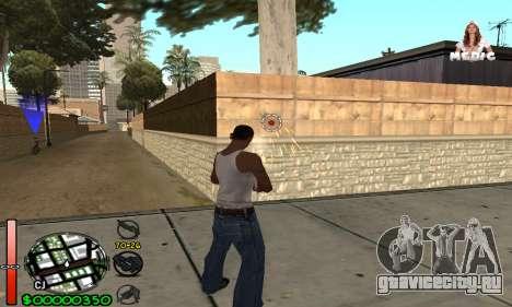 С-HUD Medic для GTA San Andreas второй скриншот
