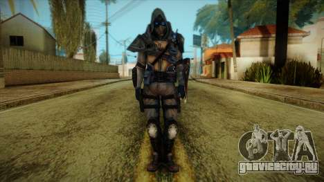 Blackwatch from Prototype 2 для GTA San Andreas