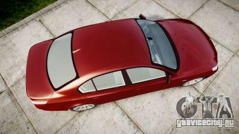 BMW 525d E60 2006 для GTA 4 вид справа