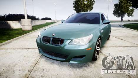 BMW M5 E60 v2.0 Stock rims для GTA 4