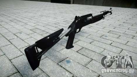 Ружьё XM1014 для GTA 4 второй скриншот