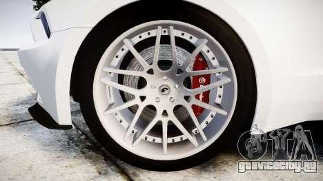 Ford Mustang GT Tobey Marshall для GTA 4 вид сзади