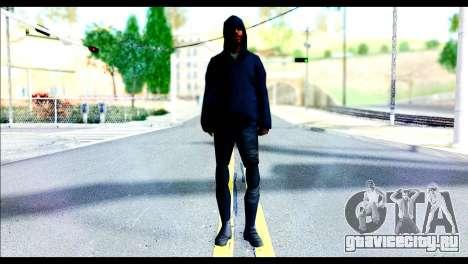 Ginos Ped 38 для GTA San Andreas