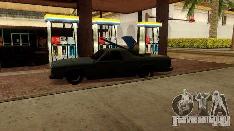 Оживление заправок Лос Сантоса для GTA San Andreas двенадцатый скриншот