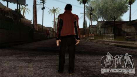 GTA 4 Skin 14 для GTA San Andreas второй скриншот