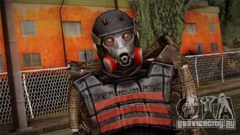 Duty Exoskeleton для GTA San Andreas третий скриншот