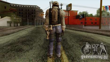 Modern Warfare 2 Skin 16 для GTA San Andreas второй скриншот