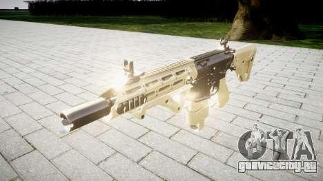 Винтовка AR-15 CQB для GTA 4