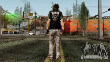 GTA 4 Skin 9 для GTA San Andreas второй скриншот