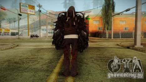 Alex Boss Hammerfist from Prototype 2 для GTA San Andreas второй скриншот