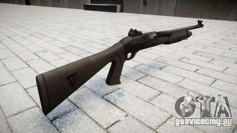 Боевoe ружьё Benelli M3 Convertible для GTA 4 второй скриншот