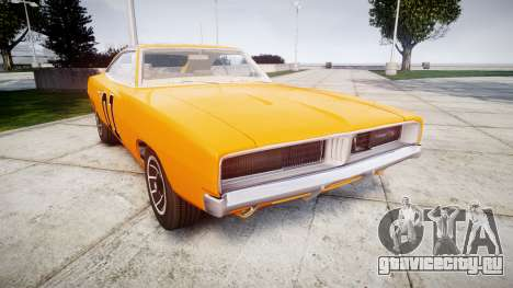 Dodge Charger RT 1969 General Lee для GTA 4