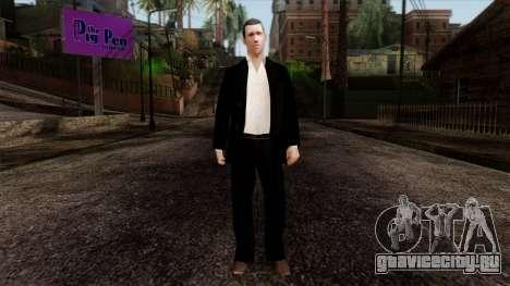 LCN Skin 3 для GTA San Andreas