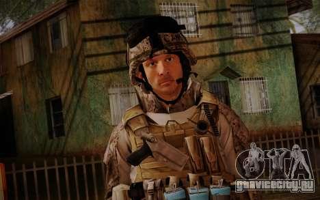Campo from Battlefield 3 для GTA San Andreas третий скриншот