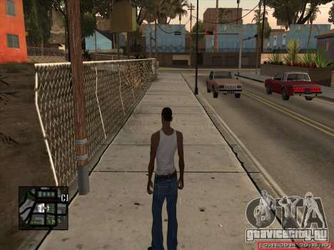 CLEO Date and Time для GTA San Andreas