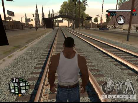 C-HUD Good для GTA San Andreas