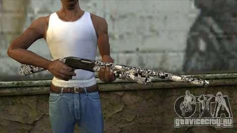 Новый Дробовик для GTA San Andreas третий скриншот