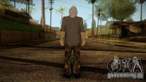 Varg Vikernes Skin для GTA San Andreas