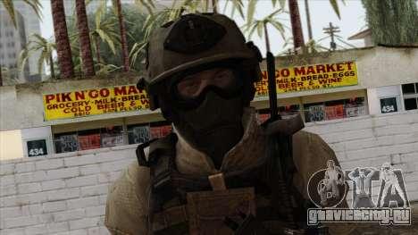 Modern Warfare 2 Skin 15 для GTA San Andreas третий скриншот