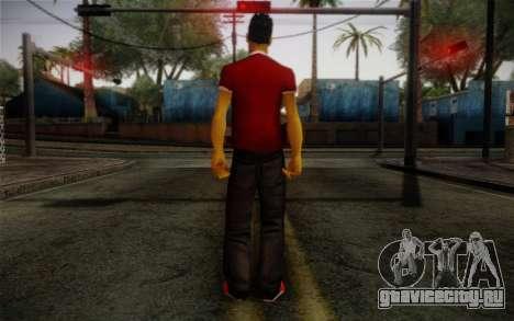Ginos Ped 32 для GTA San Andreas второй скриншот
