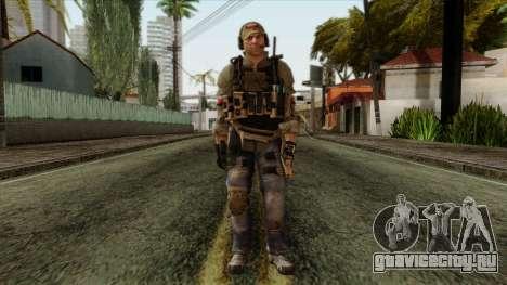 Modern Warfare 2 Skin 16 для GTA San Andreas