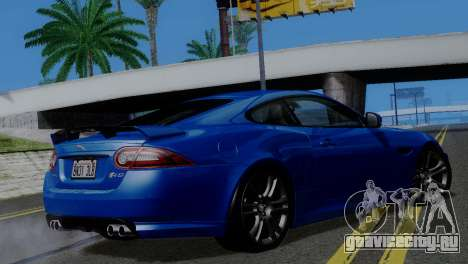 ENBSeries для слабых PC v4 для GTA San Andreas третий скриншот