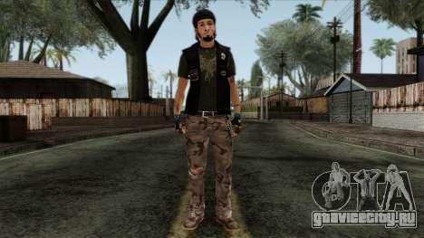 GTA 4 Skin 9 для GTA San Andreas
